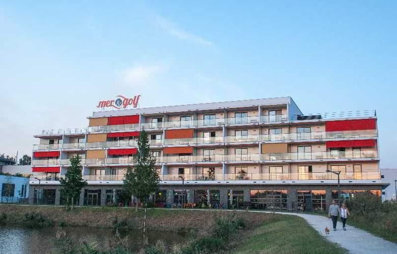Mer et Golf Appart-Hotel Bordeaux Lac - Bruges - Hotel - 17