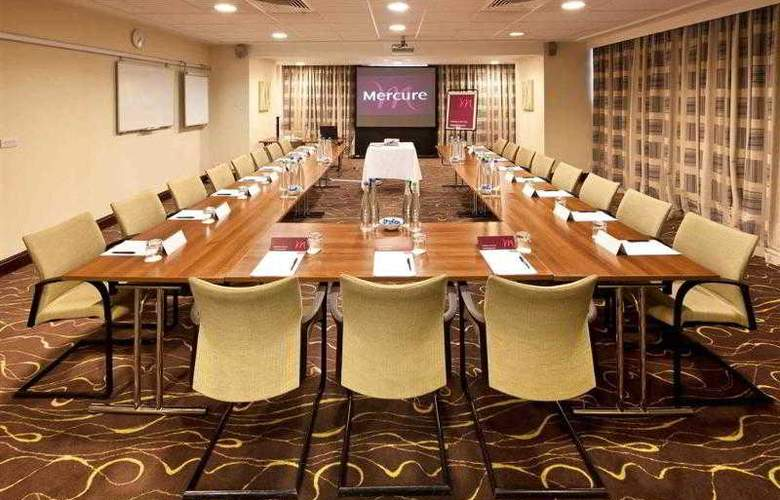 Mercure Manchester Piccadilly - Hotel - 4
