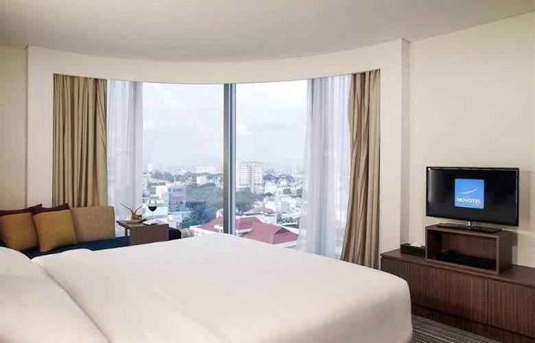 Novotel Saigon Centre - Hotel - 35