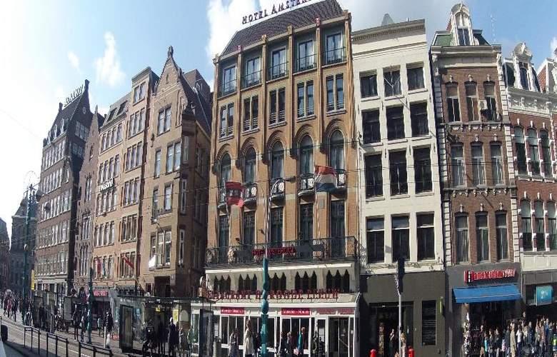 Amsterdam De Roode Leeuw - Hotel - 0