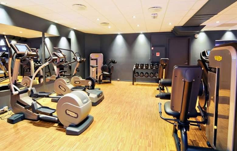 Clarion Hotel & Congress Oslo Airport - Sport - 3