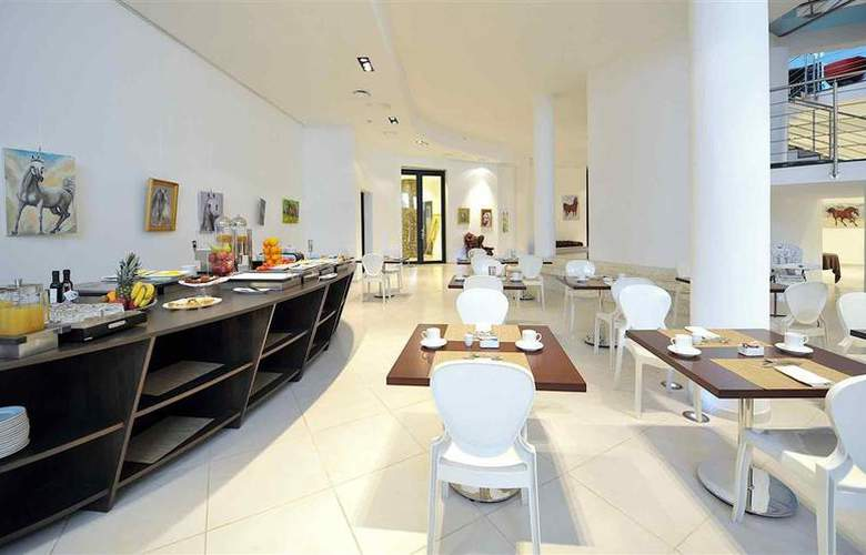 Mercure Olbia - Restaurant - 29
