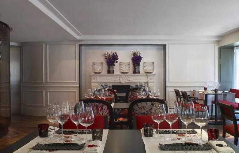 W Paris - Opera - Restaurant - 75