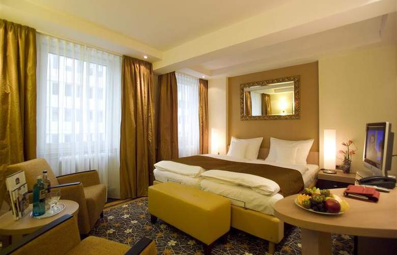 Best Western Hotel Domicil - Room - 4