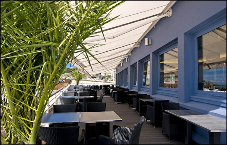 Best Western Hotel de la Plage - Restaurant - 42