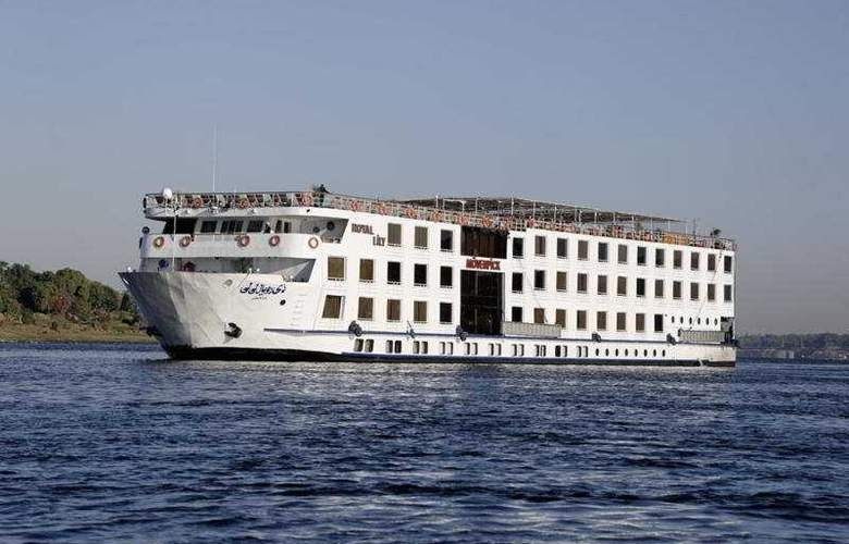 M/S Moevenpick Royal Lily Nile Cruise - Hotel - 0