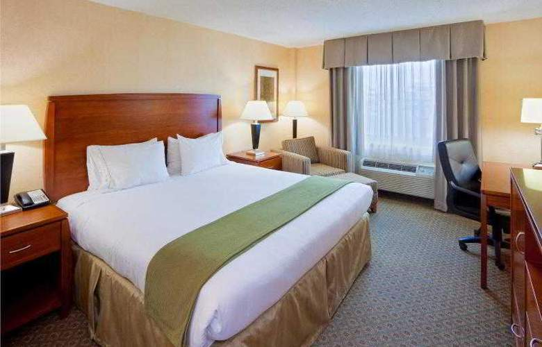 Holiday Inn Express Baltimore at the Stadiums - Hotel - 4