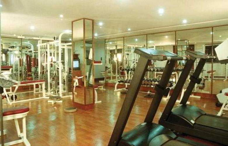 Ramee Guestline Hotel Bangalore - Sport - 10