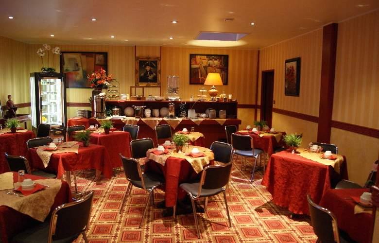Bonaparte Rouen - Restaurant - 8