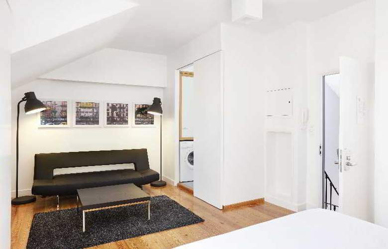 Hello Lisbon Santos Apartments - Room - 3