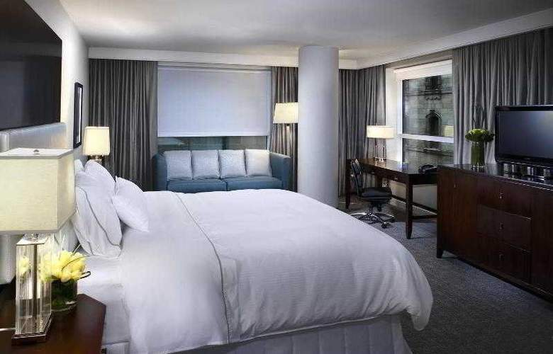Le Westin Montreal - Room - 20