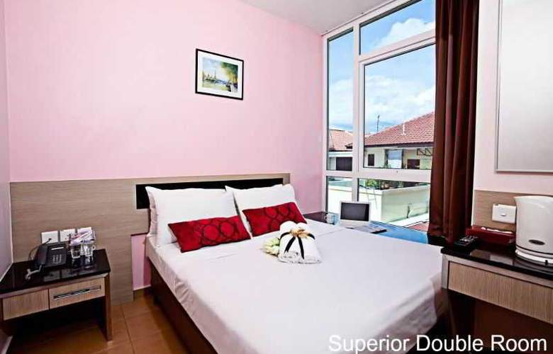 Fragrance Hotel Ocean View - Room - 7