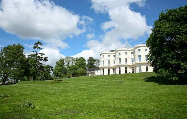 Mercure Gloucester Bowden Hall - Hotel - 31