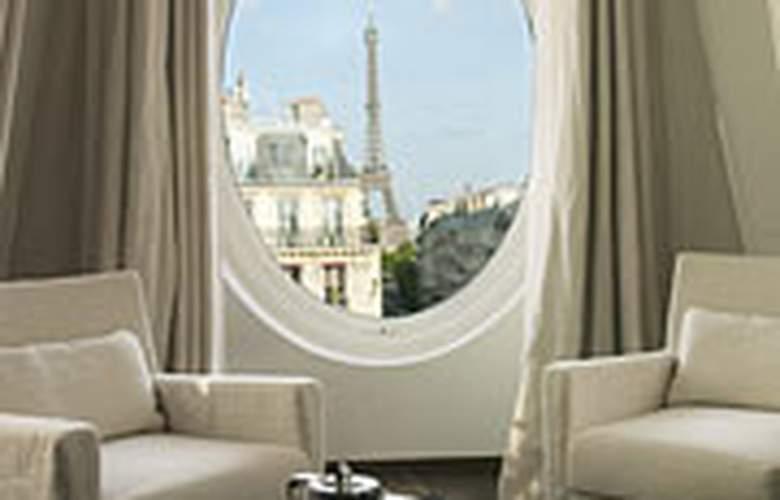 LE METROPOLITAN HOTEL PARIS - Hotel - 0