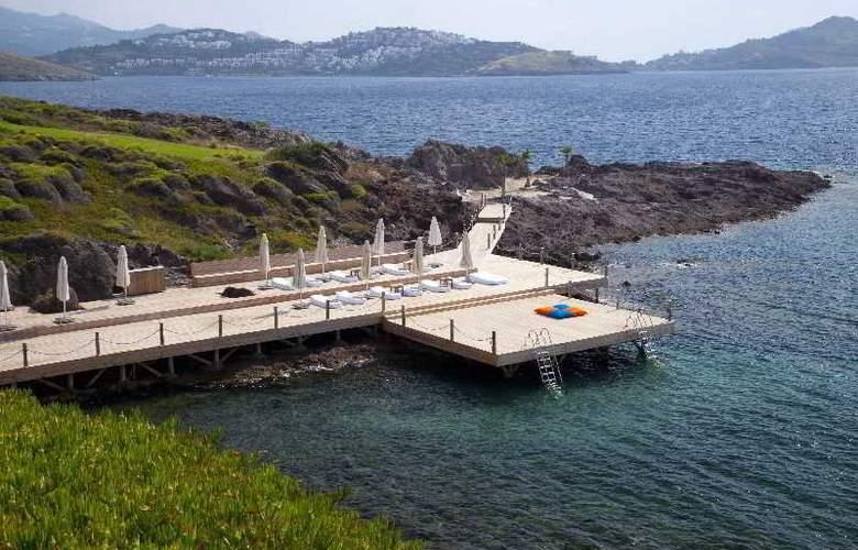 Palmalife Bodrum Resort Spa - Beach - 12