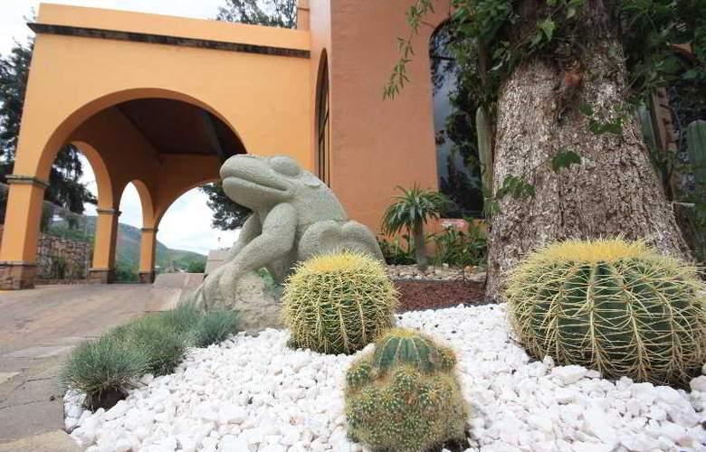 Hotel Guanajuato - Hotel - 8