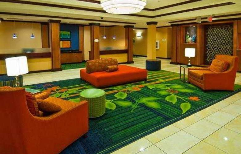 Fairfield Inn suites Oklahoma City - Hotel - 2