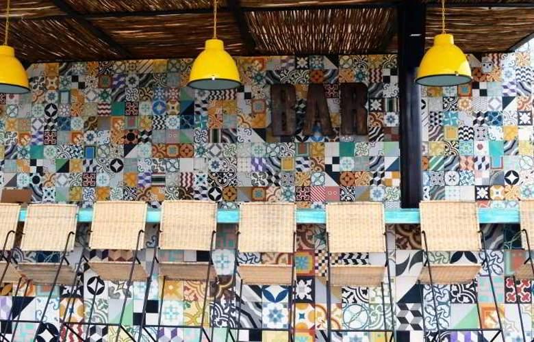 Live Aqua Boutique Resort Playa del Carmen - Bar - 16