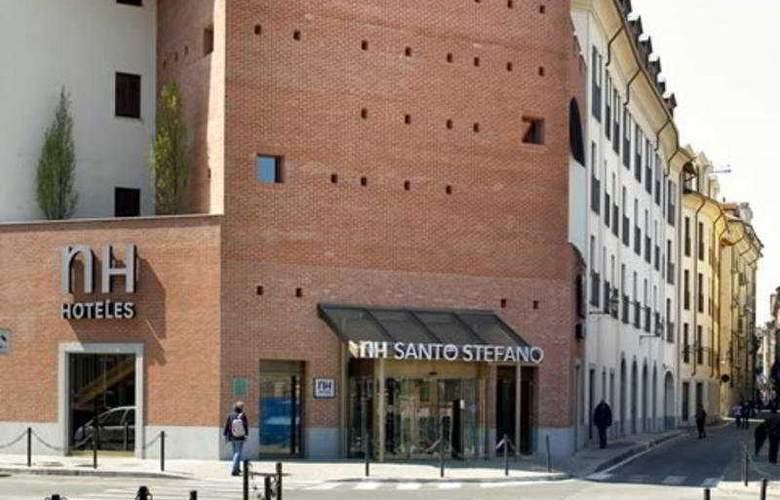 NH Torino Santo Stefano - Hotel - 0