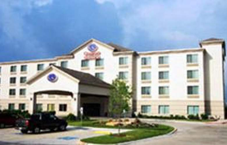 Comfort Suites Airport - Austin - Hotel - 0