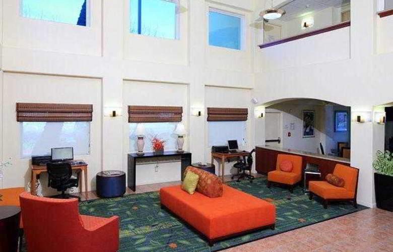 Fairfield Inn & Suites San Francisco San Carlos - Hotel - 6