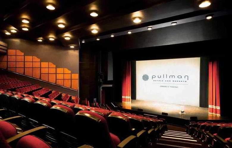 Pullman London St Pancras - Hotel - 34