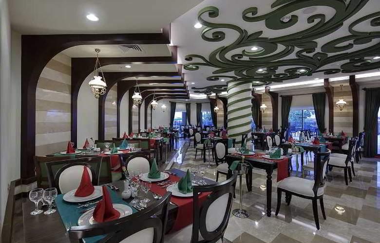Alba Resort - Restaurant - 26