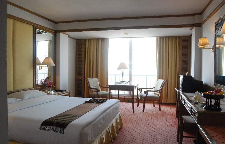 Montien Hotel Bangkok - Room - 6