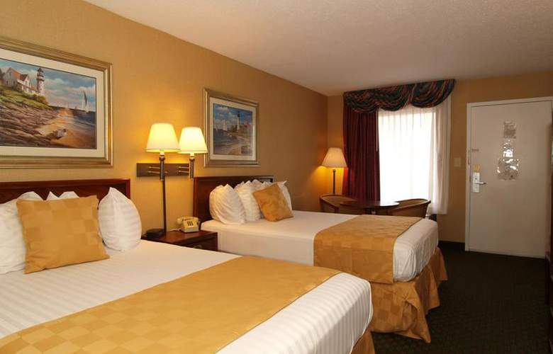 Best Western Salisbury Plaza - Room - 17