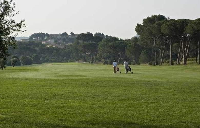 Best western Golf Hotel De Valescure - Sport - 11