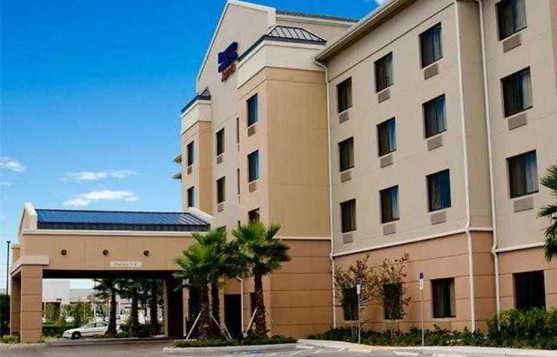 Fairfield Inn & Suites Holiday Tarpon Springs - Hotel - 0