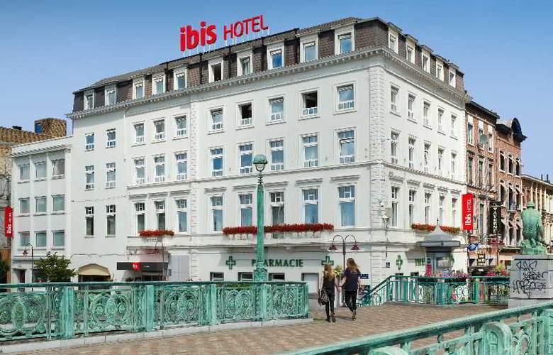 Ibis Charleroi Centre Gare - Hotel - 0