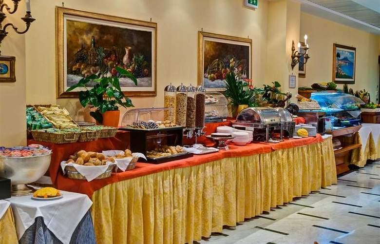 Best Western La Solara Sorrento - Restaurant - 35
