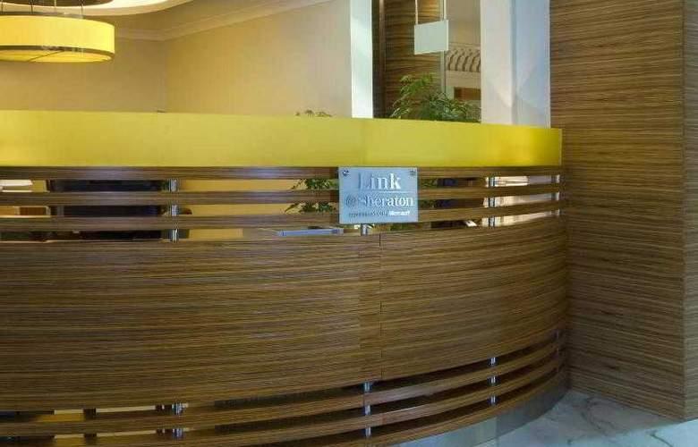 Sheraton Dammam Hotel & Towers - Hotel - 21
