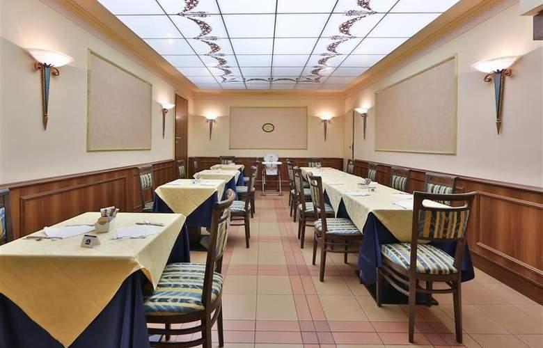 Best Western San Donato - Restaurant - 18