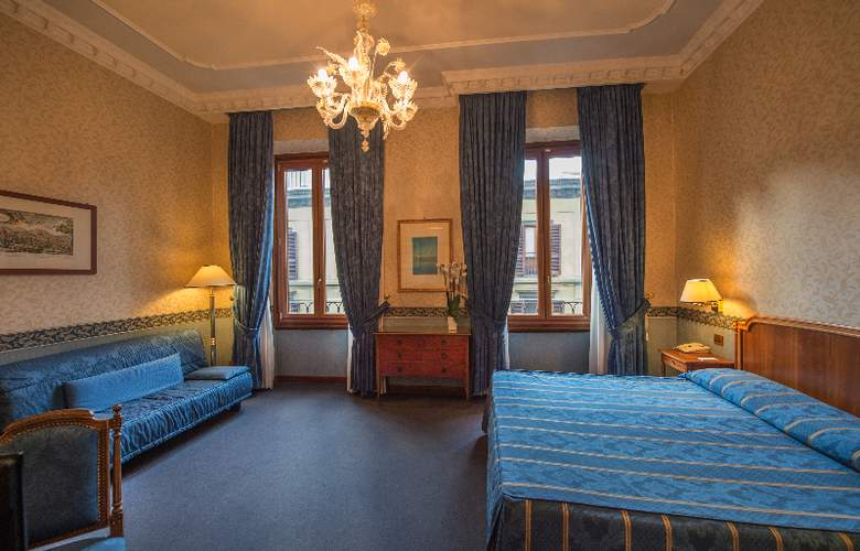 Strozzi Palace Hotel - Room - 5