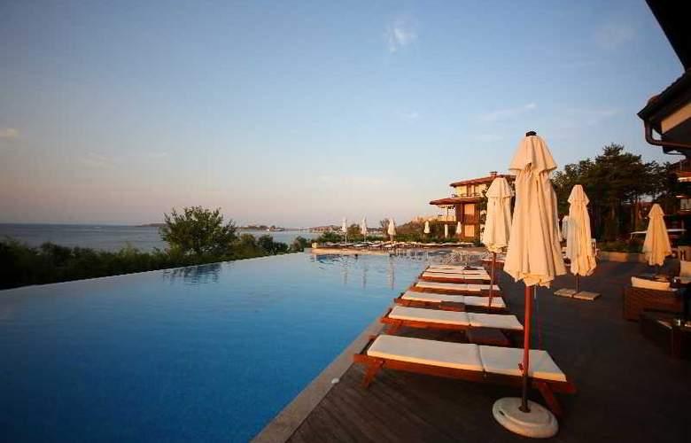 Santa Marina Sozopol - Pool - 21