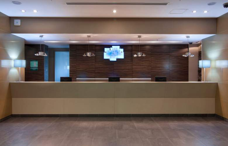 Holiday Inn Almaty - General - 1