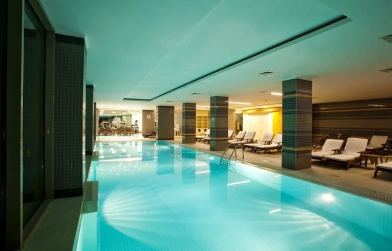 Sunis Elita Beach Resort - Pool - 6