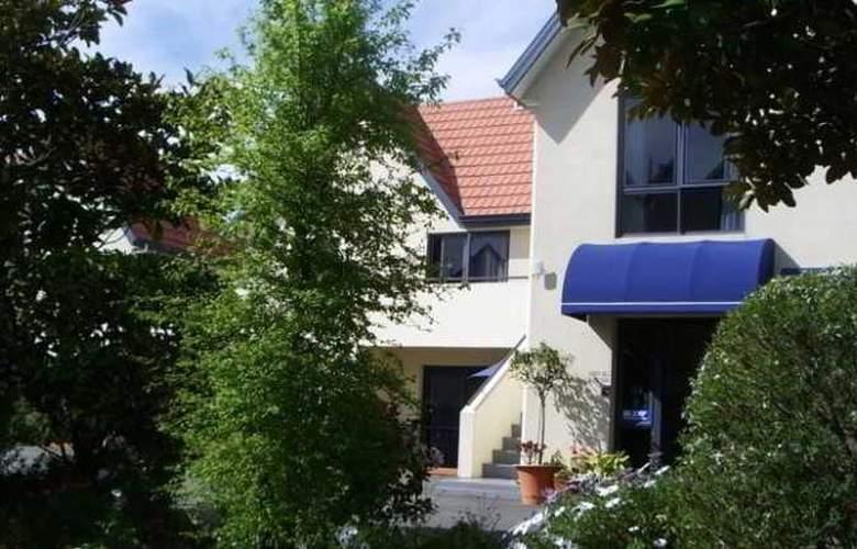 Bella Vista Motel Christchurch - Hotel - 4