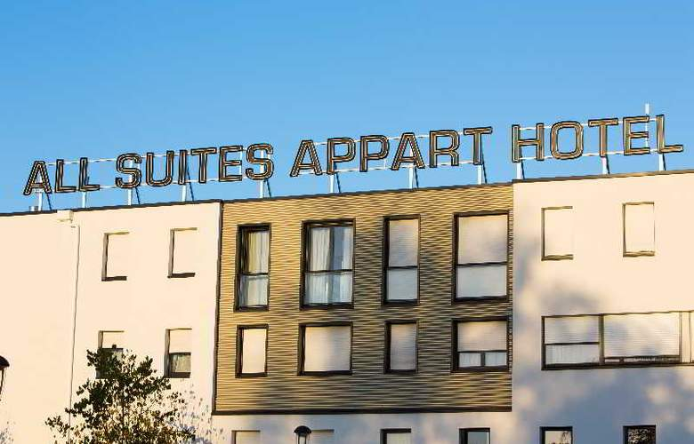 All Suites Appart Hotel Pau - General - 2
