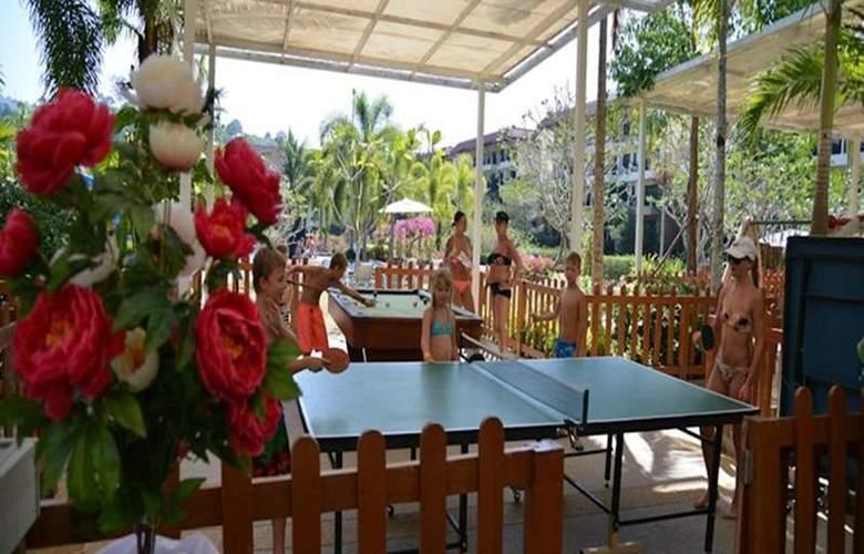 Khaolak Emerald Beach Resort & Spa - Sport - 25