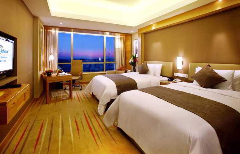Howard Johnson Sunshine Plaza Ningbo - Room - 0