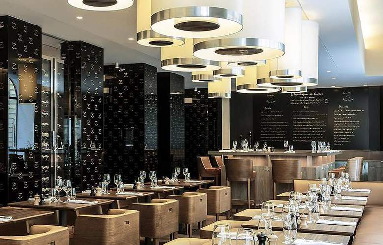 Sofitel Paris Arc de Triomphe - Restaurant - 20