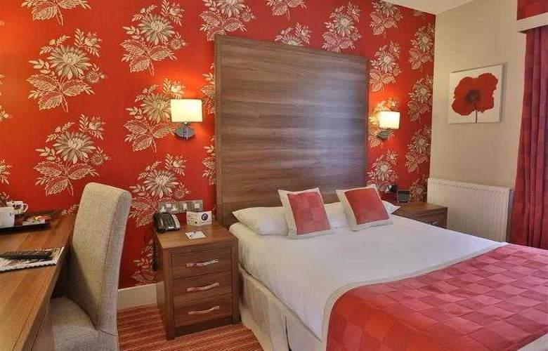 Best Western York House - Hotel - 75