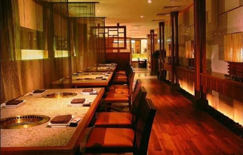 Radisson Blu Hotel, Dubai Deira Creek - Restaurant - 7
