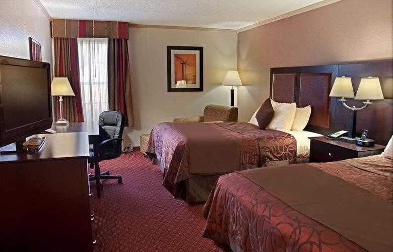Best Western Plus Lubbock Windsor Inn - Hotel - 14
