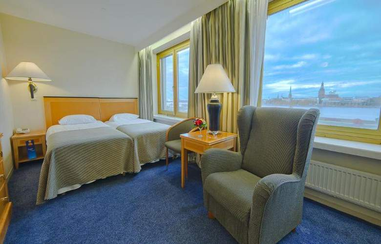 Radisson Blu Daugava - Room - 2