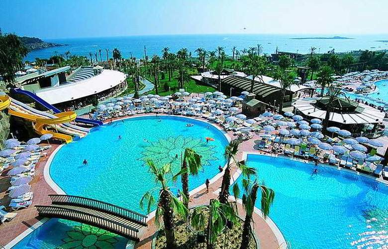 Leodikya Resort - Pool - 3