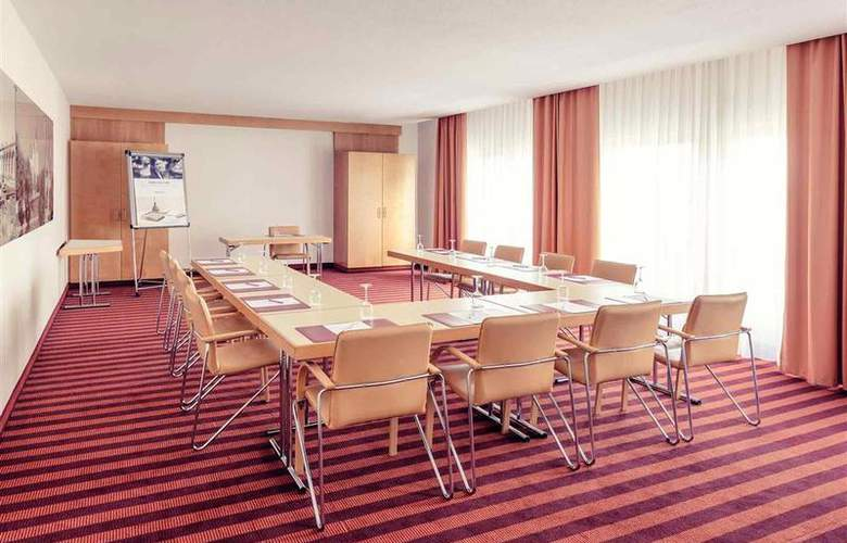 Mercure Hotel Ingolstadt - Conference - 48